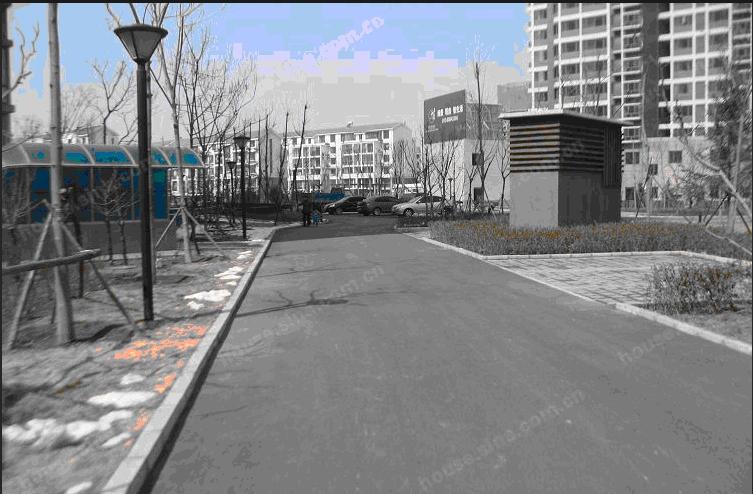 中兴街道线路图