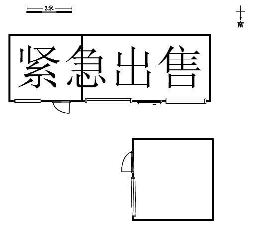 平房电路设计图
