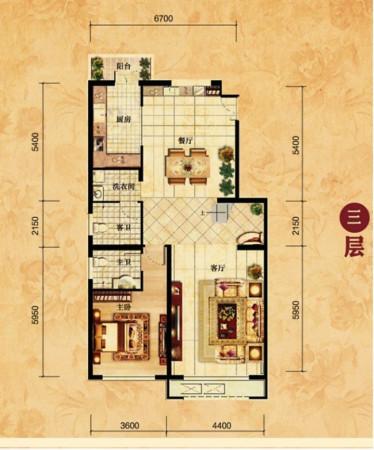 无井道别墅电梯结构图