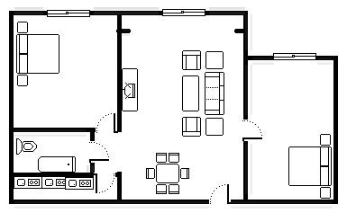 澜郡花园结构图