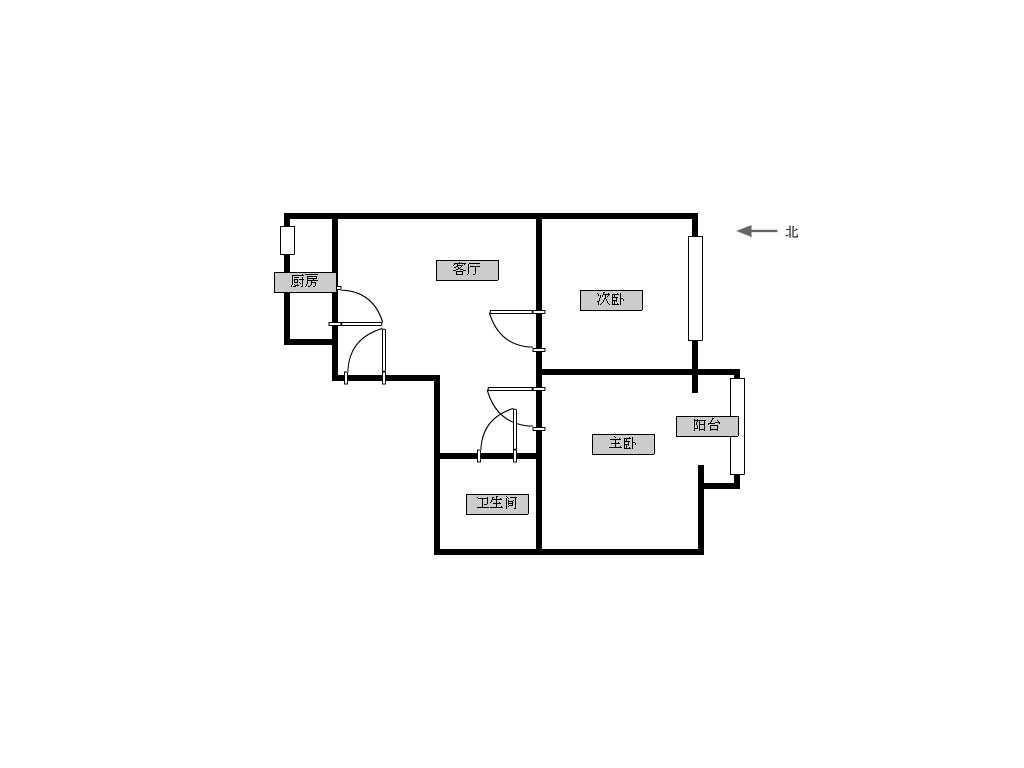 【多图】椿树园二手房