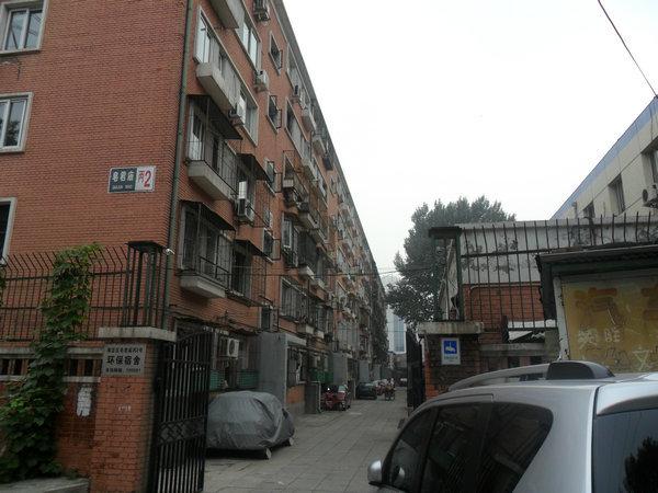 魏公村,白石桥,动物园小区三层朝南一居