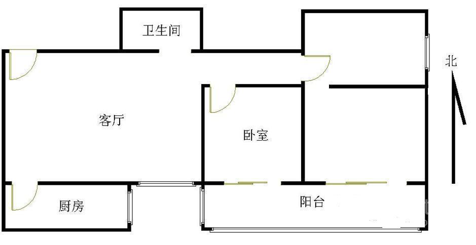 四方房子设计图