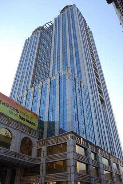 新恒基国际大厦二手房140平450万元让你惊喜