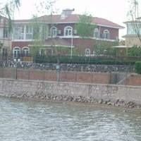 北京都市芳园丽湖园外景图