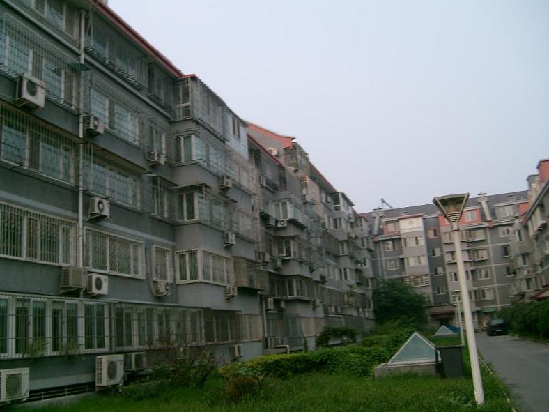 北京太仆寺街外景图