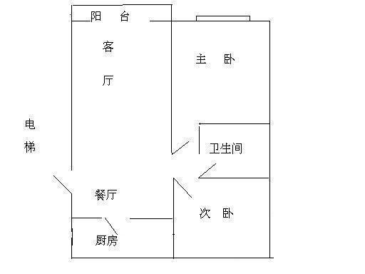 推推99北京房产网君堂好园户型图