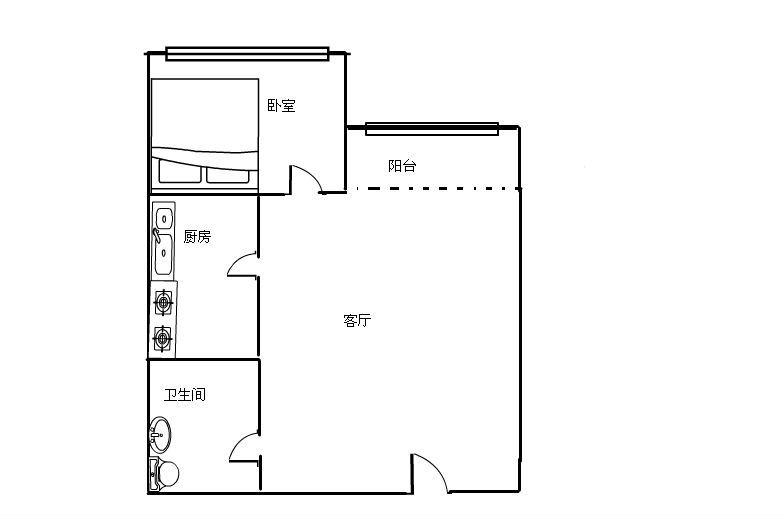 推推99北京房产网南庭新苑北区户型图