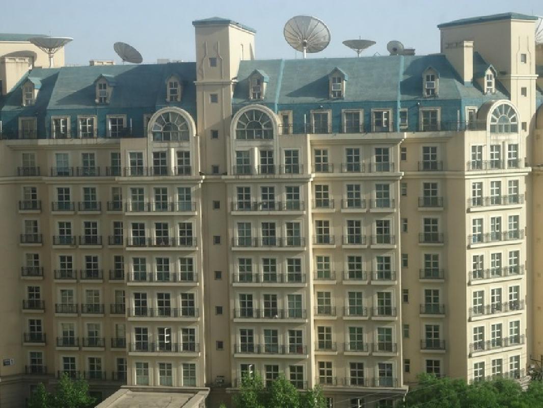 推推99北京房产网海润国际公寓外景图
