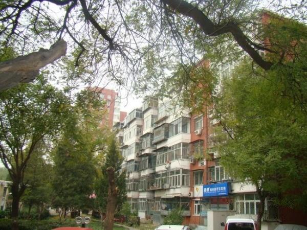 北京友谊社区外景图