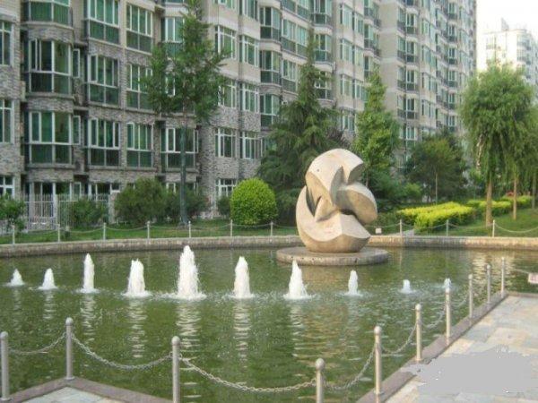 北京世纪城观山园外景图