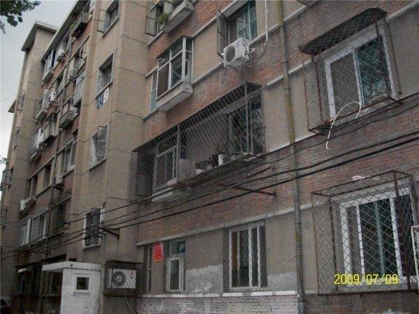 北京永安里小区外景图