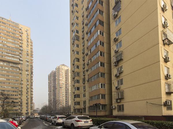 北京北苑家园紫绶园外景图