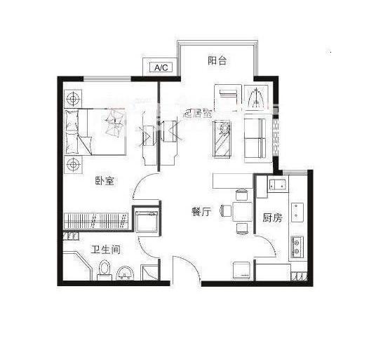 推推99北京房产网百子湾家园户型图