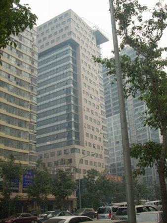 北京富力双子座外景图