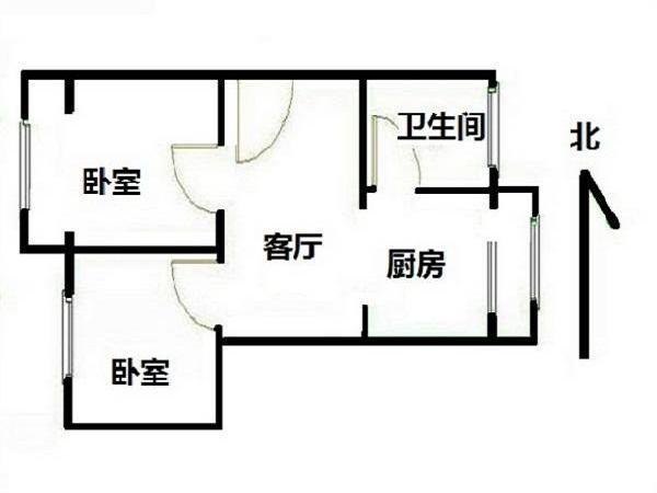 推推99北京房产网马连洼兰园户型图
