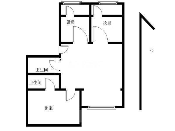 北京京科苑户型图