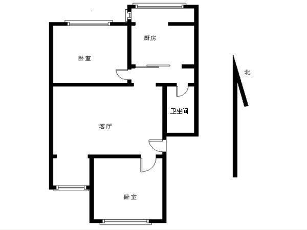 北京永安里小区户型图