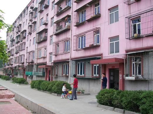 北京三家店西宁路外景图