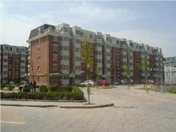 推推99北京房产网双惠苑小区外景图