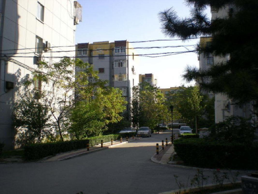 推推99北京房产网马连洼兰园外景图