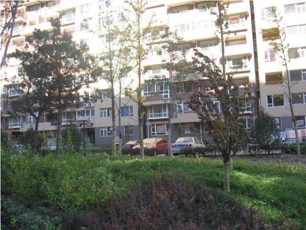 北京高教新城观宇园外景图