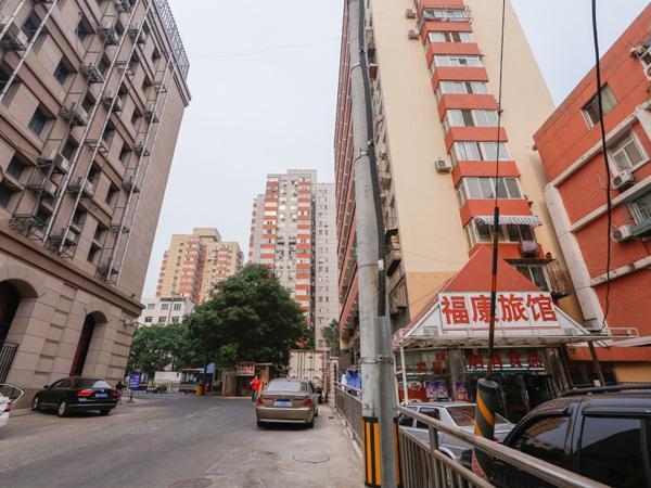 北京万明园外景图