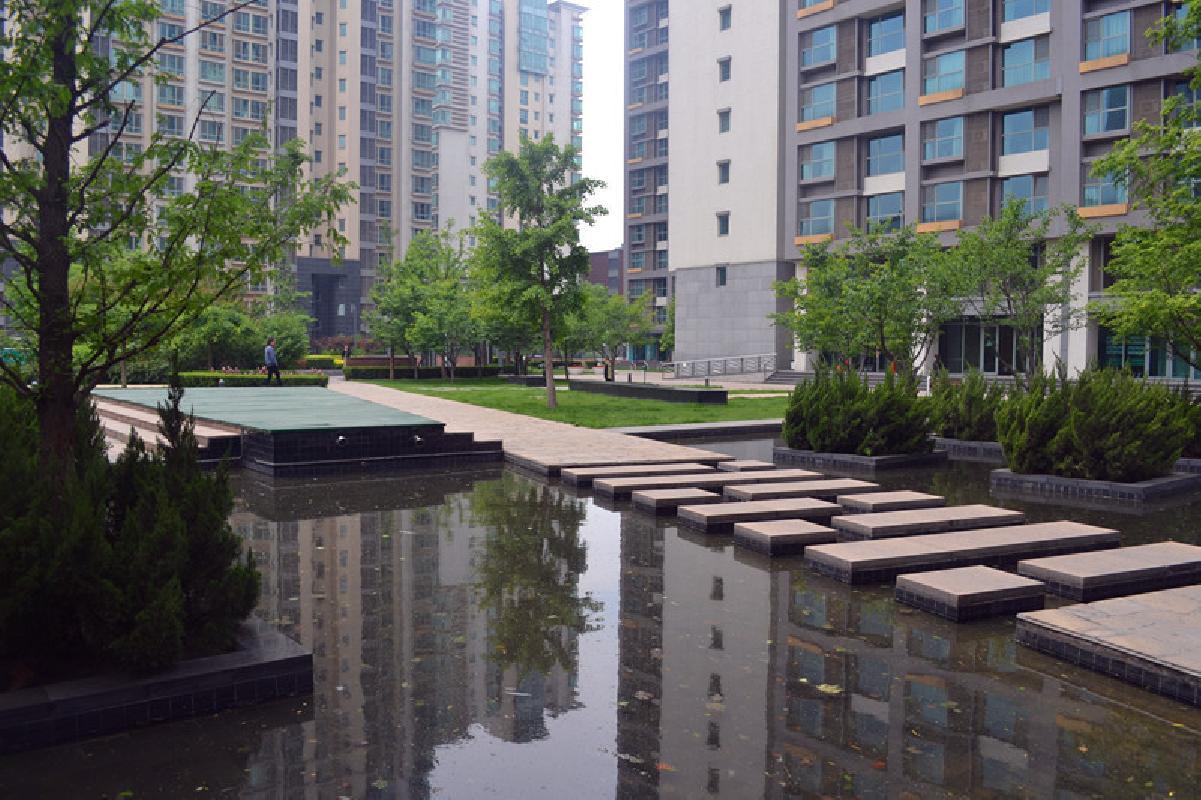 推推99北京房产网海晟名苑外景图