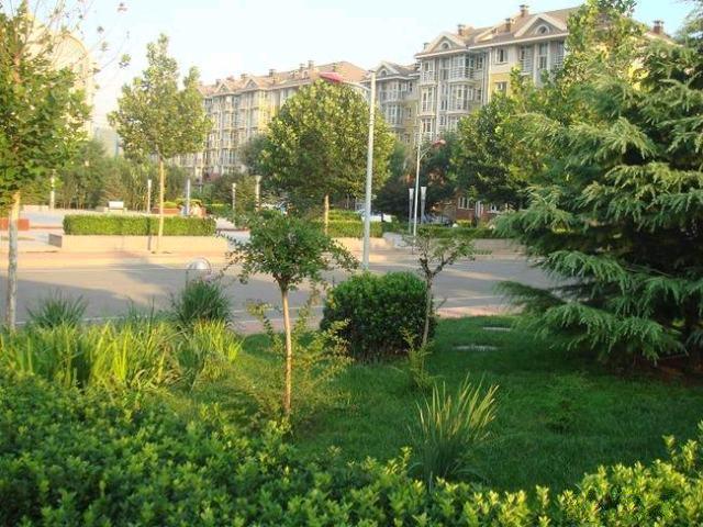 北京龙湖时代天街外景图