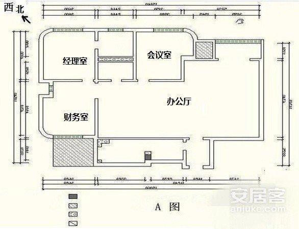 推推99房产网北京上地国际创业园写字楼房源出租房源图片