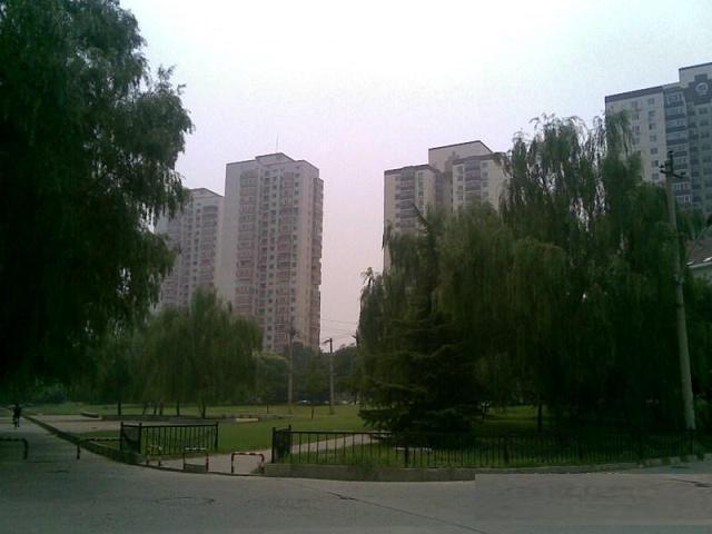 北京车道沟10号院图片