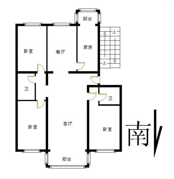 推推99北京房产网天通苑东二区户型图