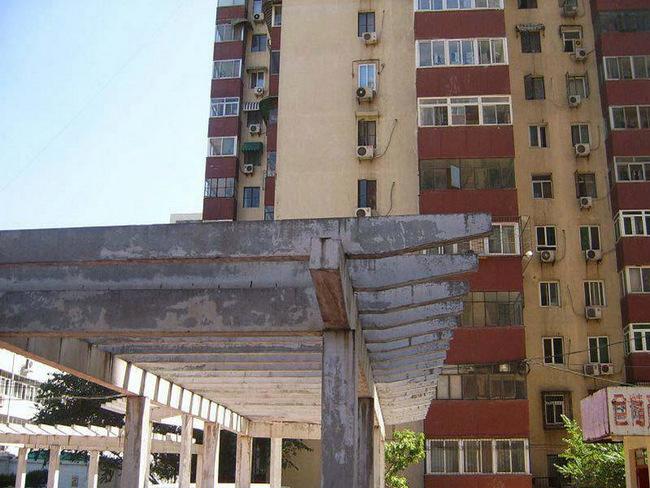 北京北营房东里外景图