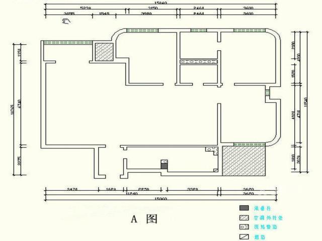 北京上地国际创业园户型图